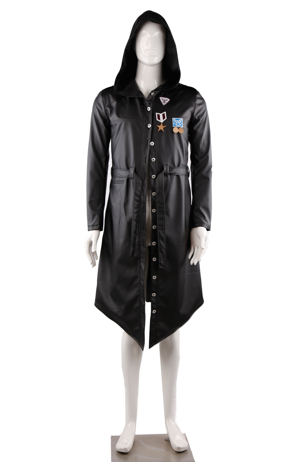 Playerunknowns Battlegrounds PUBG Trench Coat Cosplay