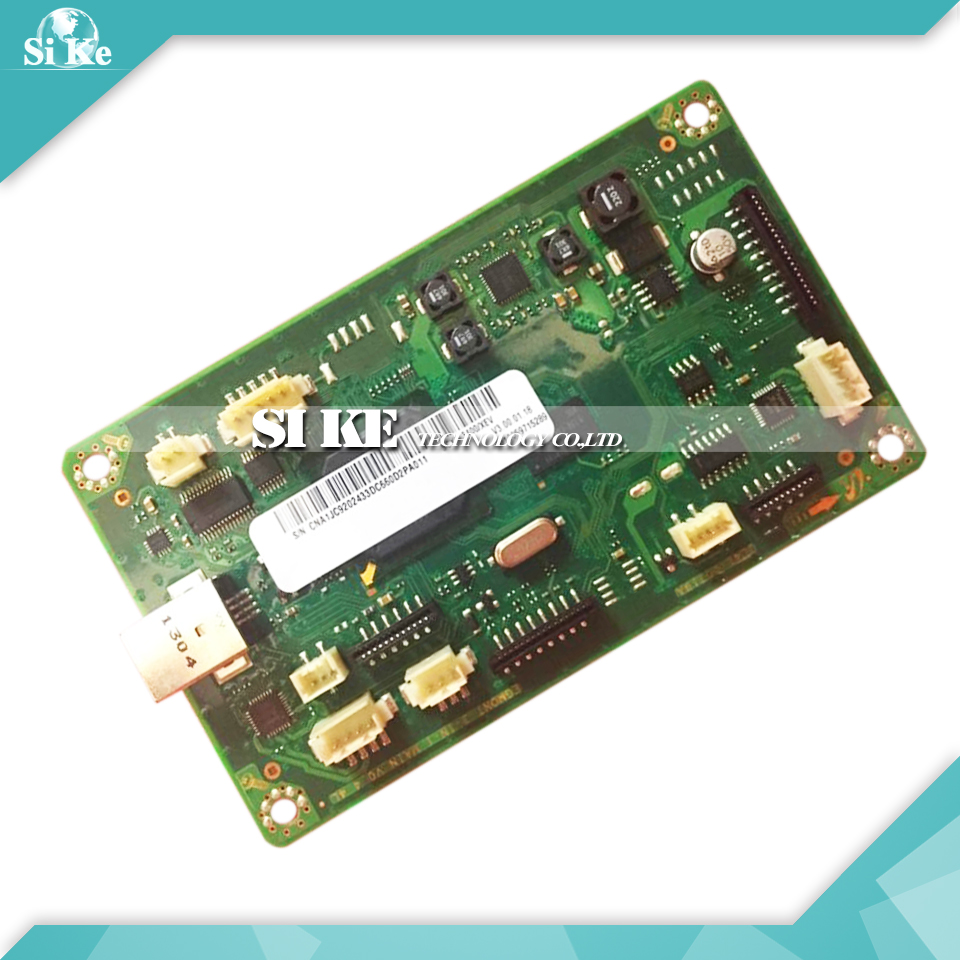 ФОТО Laser Printer Main Board For Samsung SCX-3400 SCX-3401 SCX-3401FH 3400 3401 3401FH Formatter Board Mainboard Logic Board