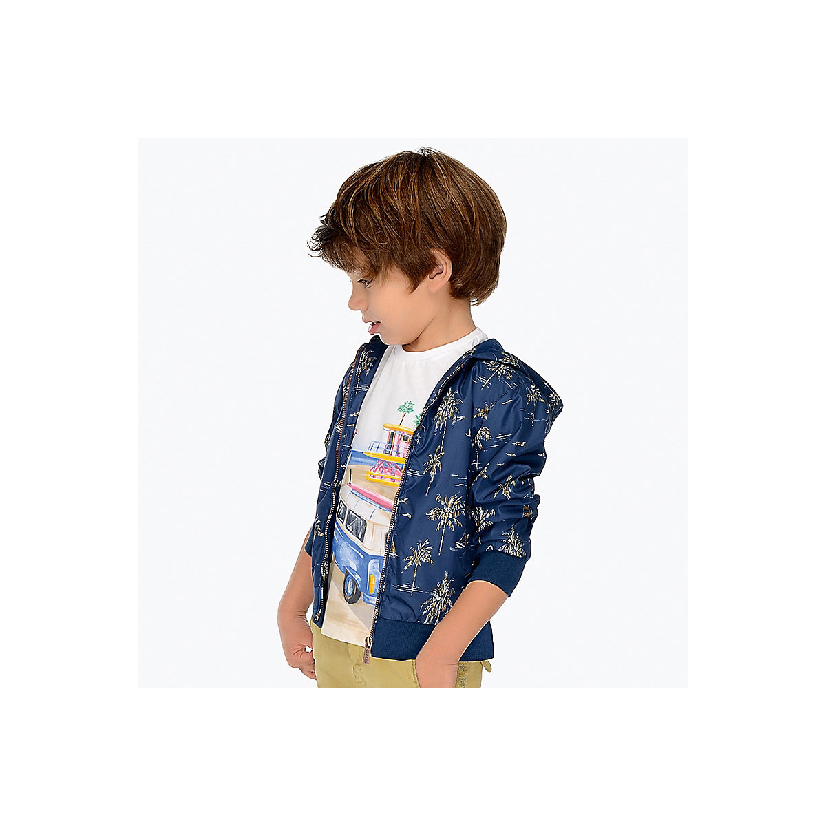 Фото - Mayoral Jackets & Coats 10678719 jacket for boys coat baby clothes children clothing outwear boy reima jackets 8688821 for boys polyester winter fur clothes boy