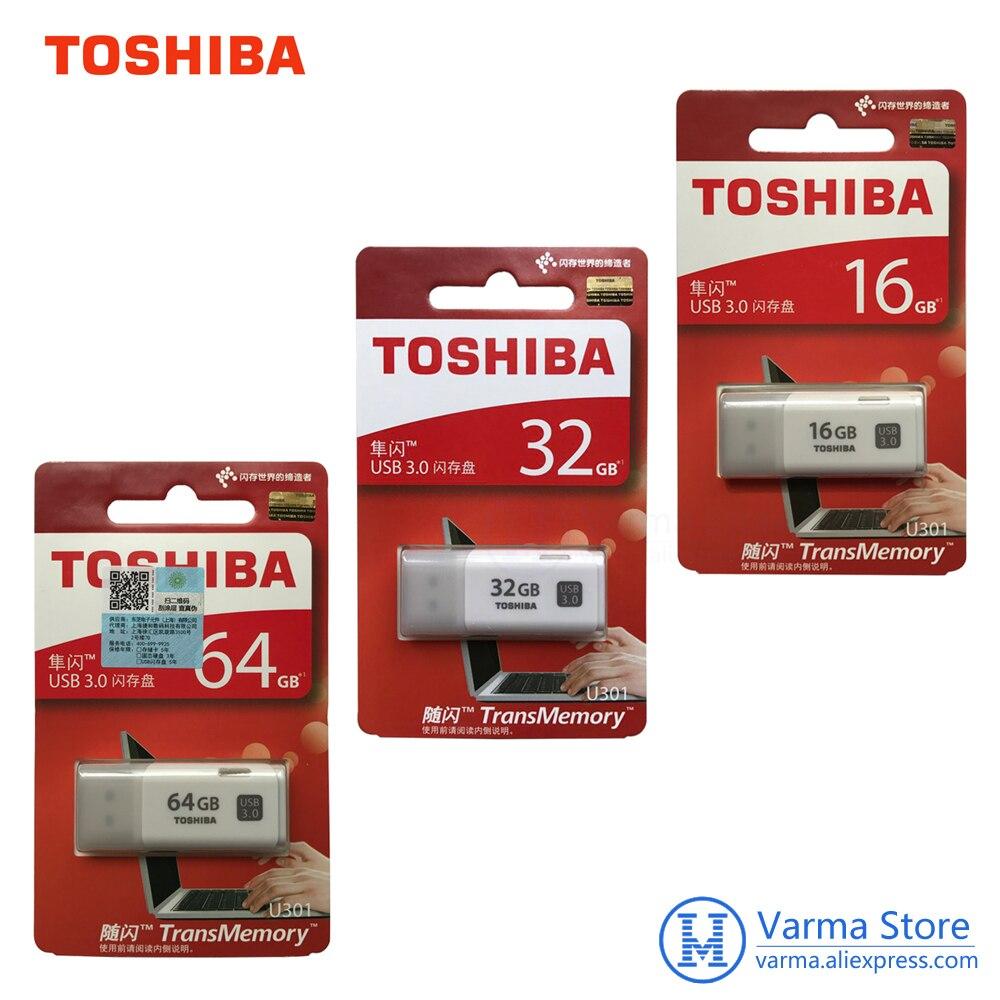 Toshiba USB-stick 3,0 U301 stift stick USB3.0 16 GB 32 GB 64 GB usb stick-sticks usb flash disk Transmemory memory stick