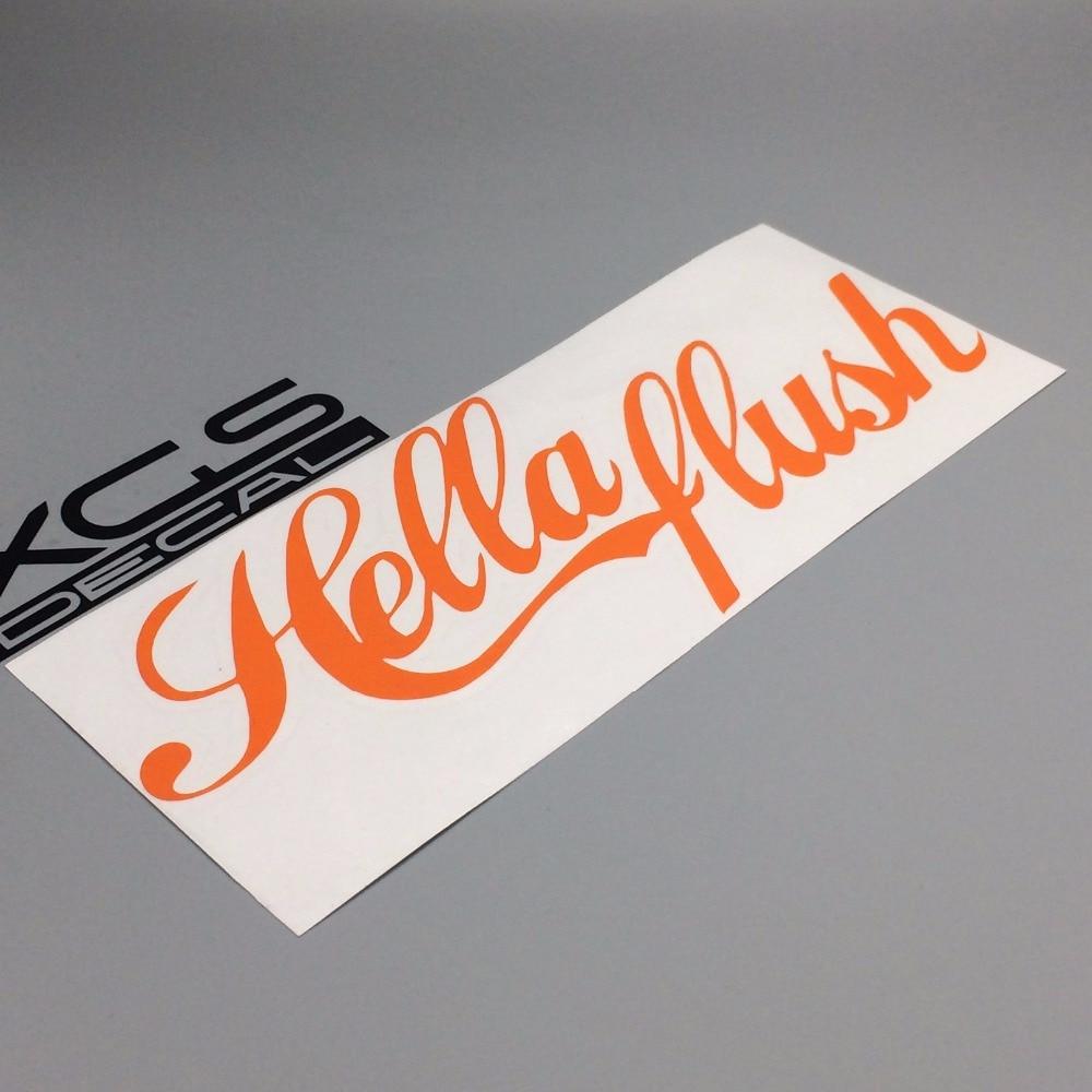 Aliexpresscom Buy XGS DECAL Car Sticker Hellaflush Car Vinyl - Vinyl stickers for motorcyclesaliexpresscombuy hellaflush car stickers vinyl waterproof