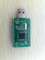 Für High speed USB zu 2 serielle parallel port modul (PC  Android dual use) FT2232HL