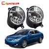 Cawanerl For Toyota Camry 2006 2012 H8 H11 Right Left Fog Light Car LED Light Daytime