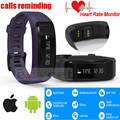 H28 Smart Wristband Heart Rate Monitor Smartband Fitness Tracker Sport Smart Band Bracelet Pulsometro PK H3 Mi Band  Android IOS