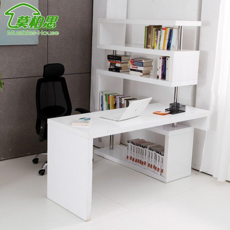 modern minimalist office computer. image of custom minimalist