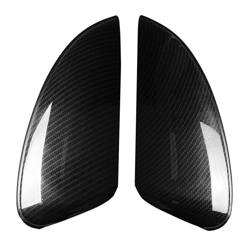 New Carbon Fiber Style Mirror Cover Trim For Mazda 6 Atenza 2014 2015 2016 2017