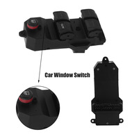 Catuo Professional Car Style Electric Window Switch Driver Side Window Lifter Switch Suitable For Honda CR