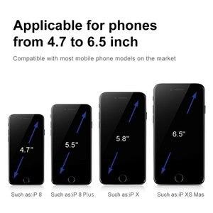 Image 5 - Baseus tableau de bord Voiture Support de téléphone pour iPhone Huawei Samsung Xiaomi gravité Support de téléphone dans Voiture Support Smartphone Voiture Support