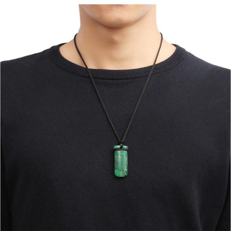 Movie Jewelry Necklace Men Pendants Necklaces Handmade Trinkets Cosplay Costume Jewelry Necklace
