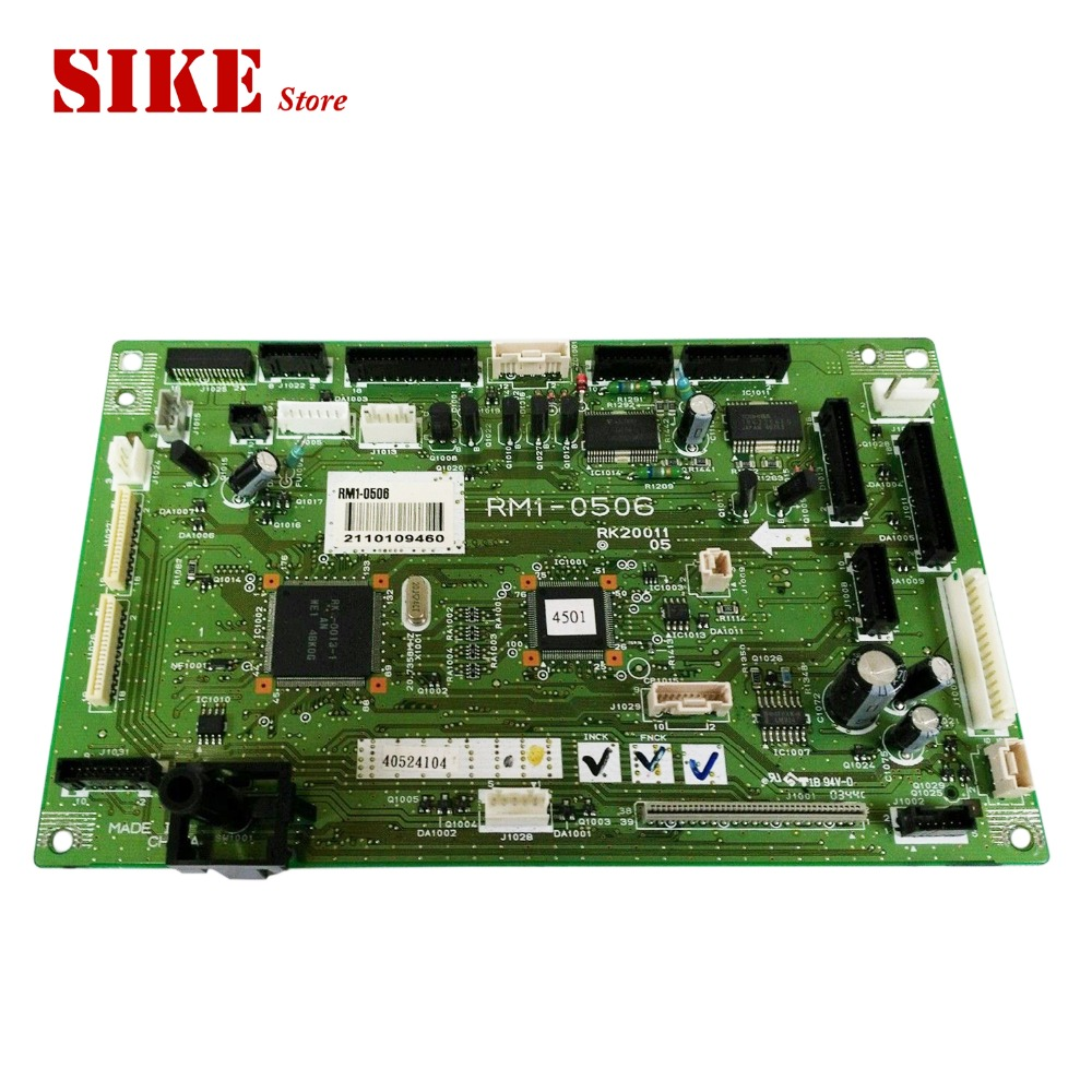 RM1-0506 DC Control PC Board Use For HP 3700 3700n HP3700 DC Controller Board mr1 2656 mr1 2651 rm1 4098 dc control pc board use for hp 5200 5200lx 5200l 5200n 5200tn 5200dtn dc controller board