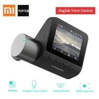 70mai Dash Cam Pro 1944P HD WiFi Car DVR English Voice Control Camera 140 Degree FOV Auto Video Recorder Defog ADAS Night Vision