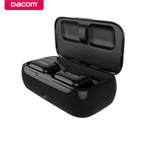 Dacom GF8 Mini Bluetooth Headset True Twins Wireless Earbuds Handsfree Blue Tooth Earphones Stereo Casque With