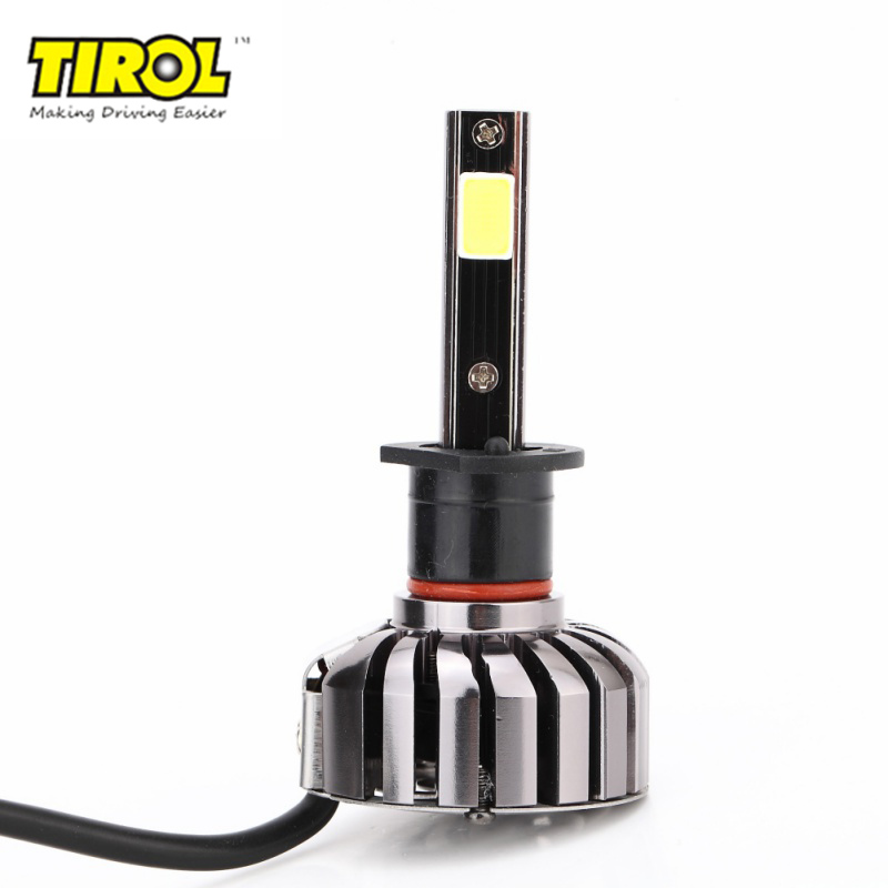 N7 Automobile Headlamp Car Light Source H1 H3 H4 H7 H11 880 9005 9006 H4 H13 9004 9007 Car Headlight 80W LED Auto External Light car headlight led h4 h7 h11 72w 8000lm 6000k led h1 h3 h13 9005 9006 9004 880 9007 auto cob bulb automobiles headlamp car light