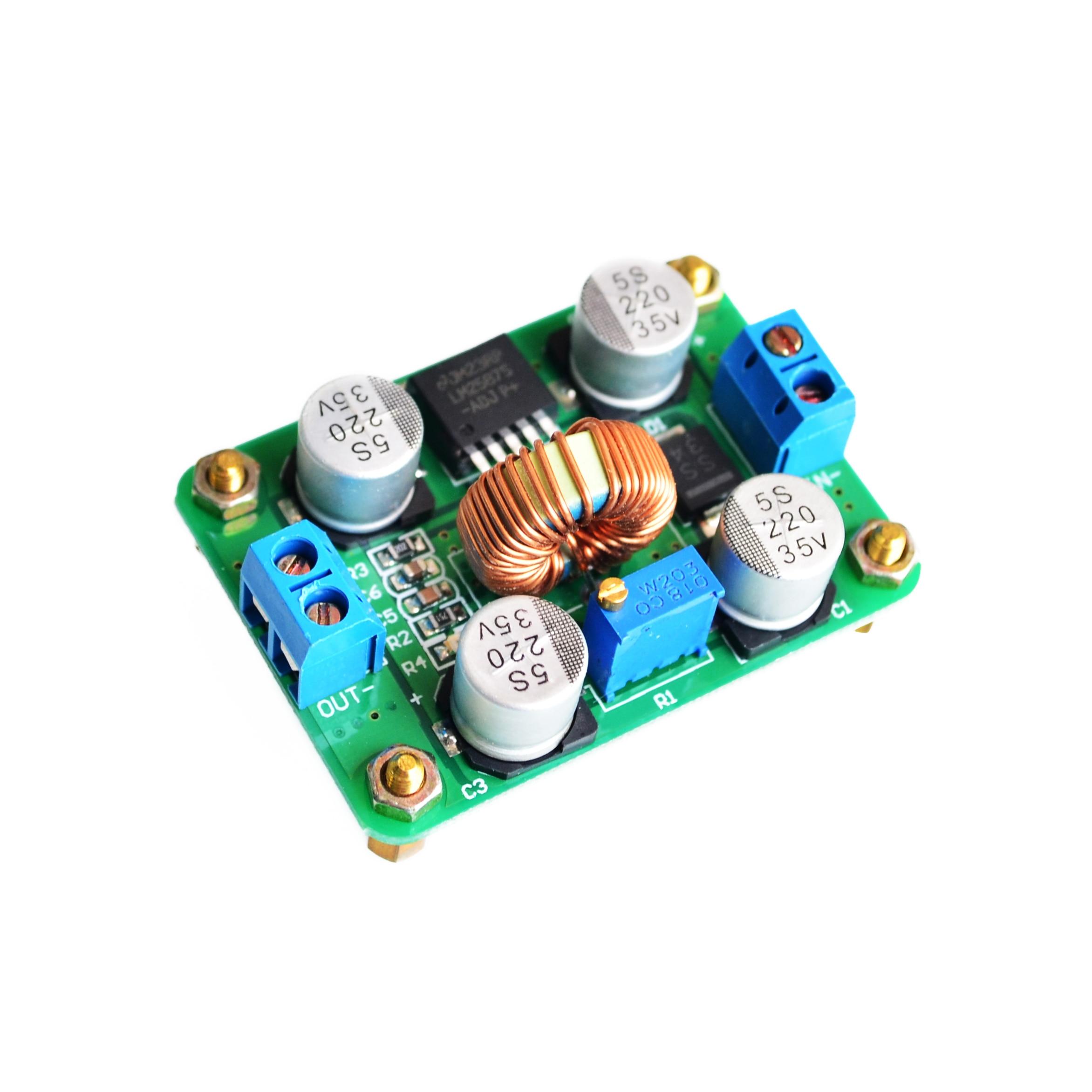 ! Lm2587 Dc-dc Power Modules Boost Module Over Lm2577 (peak 5a) Dc Step-up Converter Module
