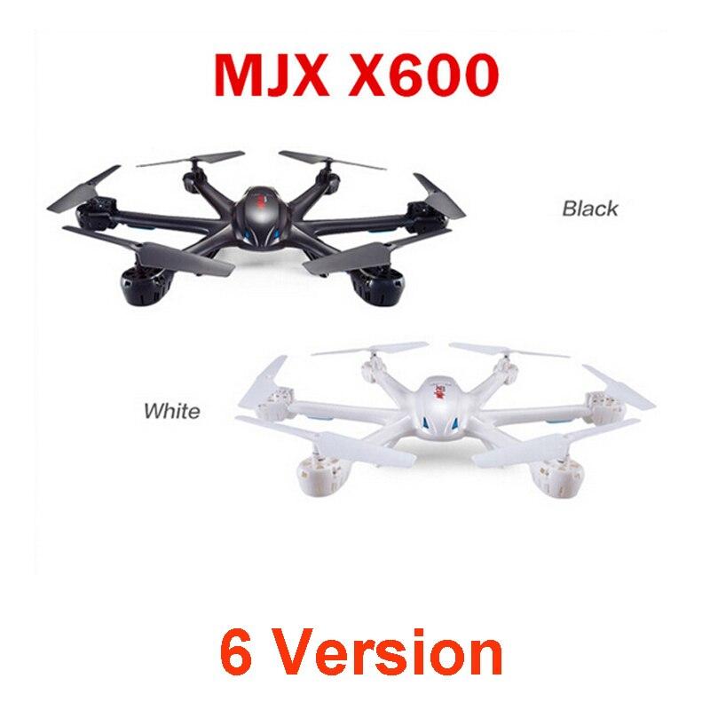 (6 version) Original MJX X600 with C4005 Camera 6-Axis Gyro Headless Mode One Key Return WIFI FPV RC Quadcopter RTF 2.4GHz