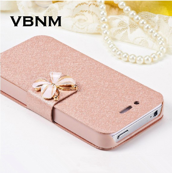 fashion Luxury leather cover for 5 5s i phone4 phone6 phone 5 case for Apple iphone 4 4s ...
