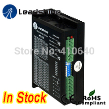 Leadshine M542 2-Phase Stepper Drive with 20-50VDC Voltage and 1.0-4.2A Current; Pure Sinusoidal Current Control