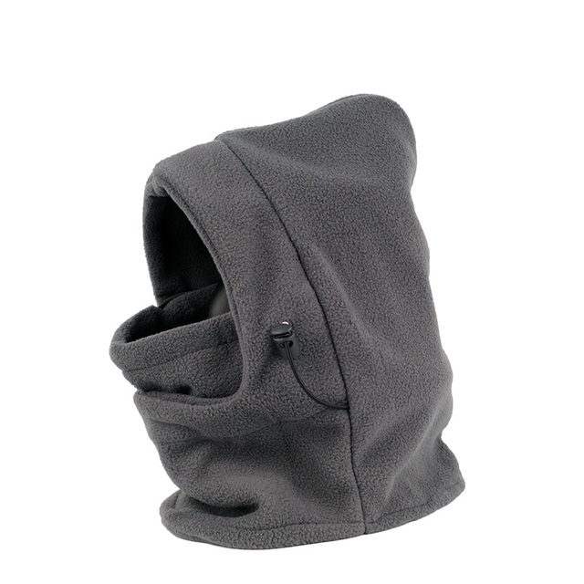 Warm Windproof Hiking Cap