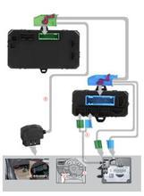 Auto Sistema de Entrada Sin Llave Inteligente Preenfriamiento Acondicionador de Aire Del Coche Para El Coche Arranque Remoto Del Motor De Mercedes-Benz W164 X164 W251