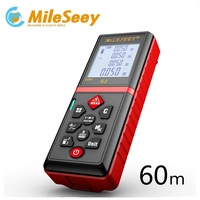 Laser Measure 40M 60m 80m 100m Digital Laser Distance Meter Pythagorean Mode Area Volume Calculation Distance