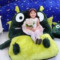 Fancytrader 140 см Х 100 см Прекрасный Мягкий Плюшевый Слон Динозавр Кровать Ковер Татами Матрас Диван для Детей, бесплатная Доставка FT50323