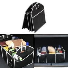 1x Car Folding Large Capacity Storage Bag Accessories For Hyundai solaris accent i30 ix35 i20 elantra