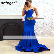 Buy royal bridesmaids dresses for women and get free shipping on  AliExpress.com 15fa8447090b