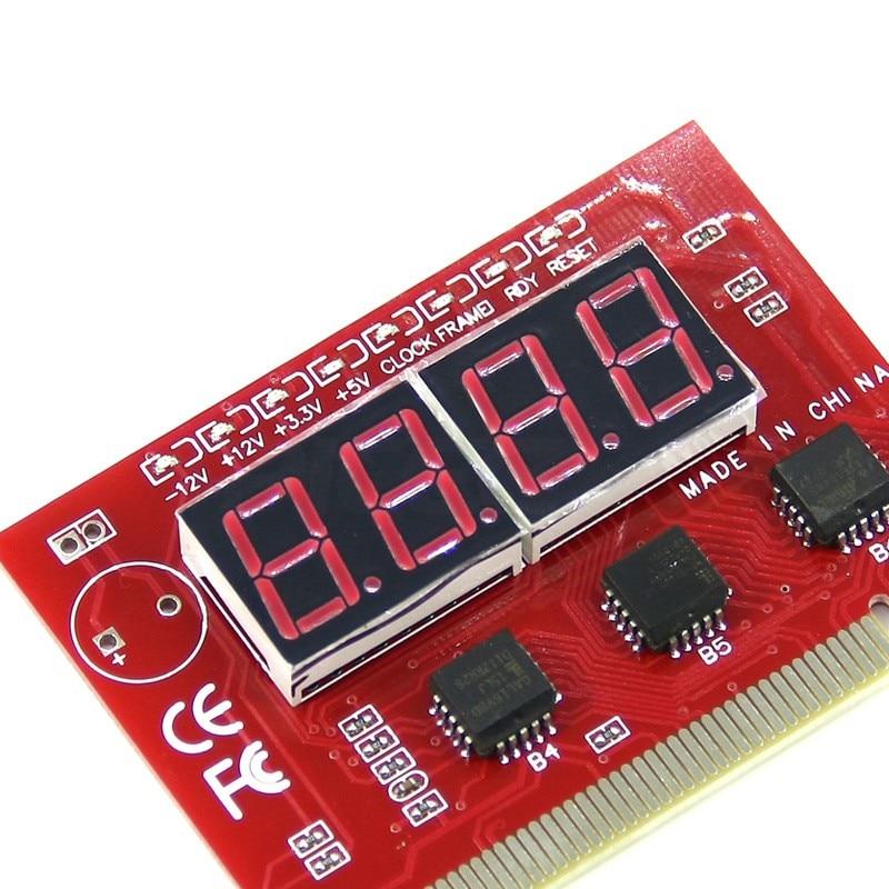 H1111Z Add ON Cards PCI/PCI-E Post Card PCI/PCIE Debug PostCard Notebook Diagnostic Post Card/Cards