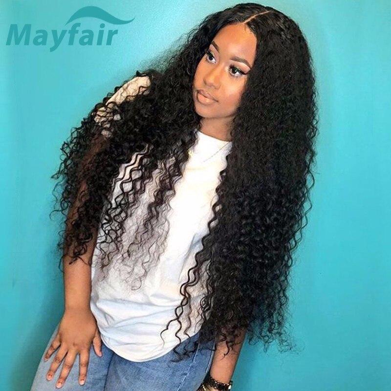 Deep Wave Bundles With Closure Malaysian Human Hair Bundles With Closure 3/4 Bundles With Closure Wet and Wavy Remy Human Hair