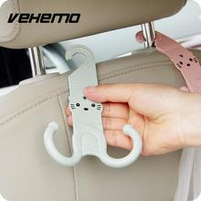 Universal Car Seat Headrest Plastic Hook Hanger for Bag Holder