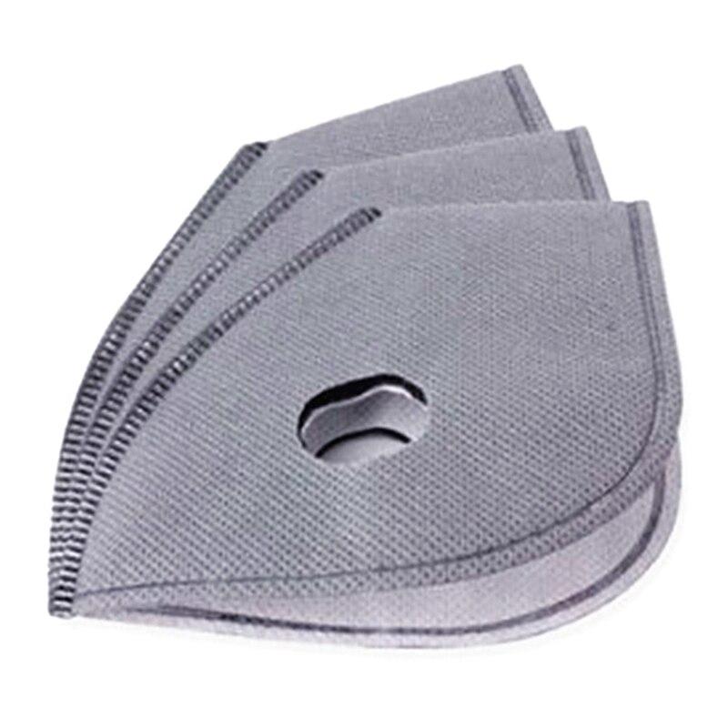 A Prueba De Polvo Pm2.5 En Máscaras De Media Cara Máscara De Filtro De Carbono Para Actividades Al Aire Libre De Lucha Contra La Contaminación Máscara Para Motor CaracteríSticas Sobresalientes