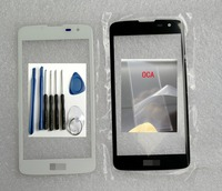 Shyueda 100% New + OCA Tools  For LG Q7 X210 X210DS  Outer Front Screen Glass Lens Replacement