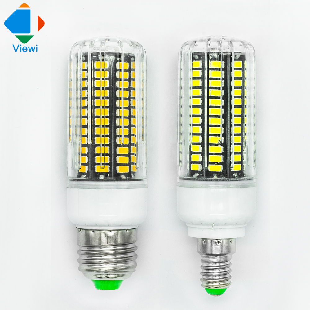 ampoule led e27 E14 bulb lamp 21W Ac 110 220 volt corn light SMD5736 super bright 105leds warm white energy saving 360 Angle 4pcs led light bulb 4w smd 48led energy saving lights lamp bulb home kitchen under cabinet lighting pure warm white 110 240v