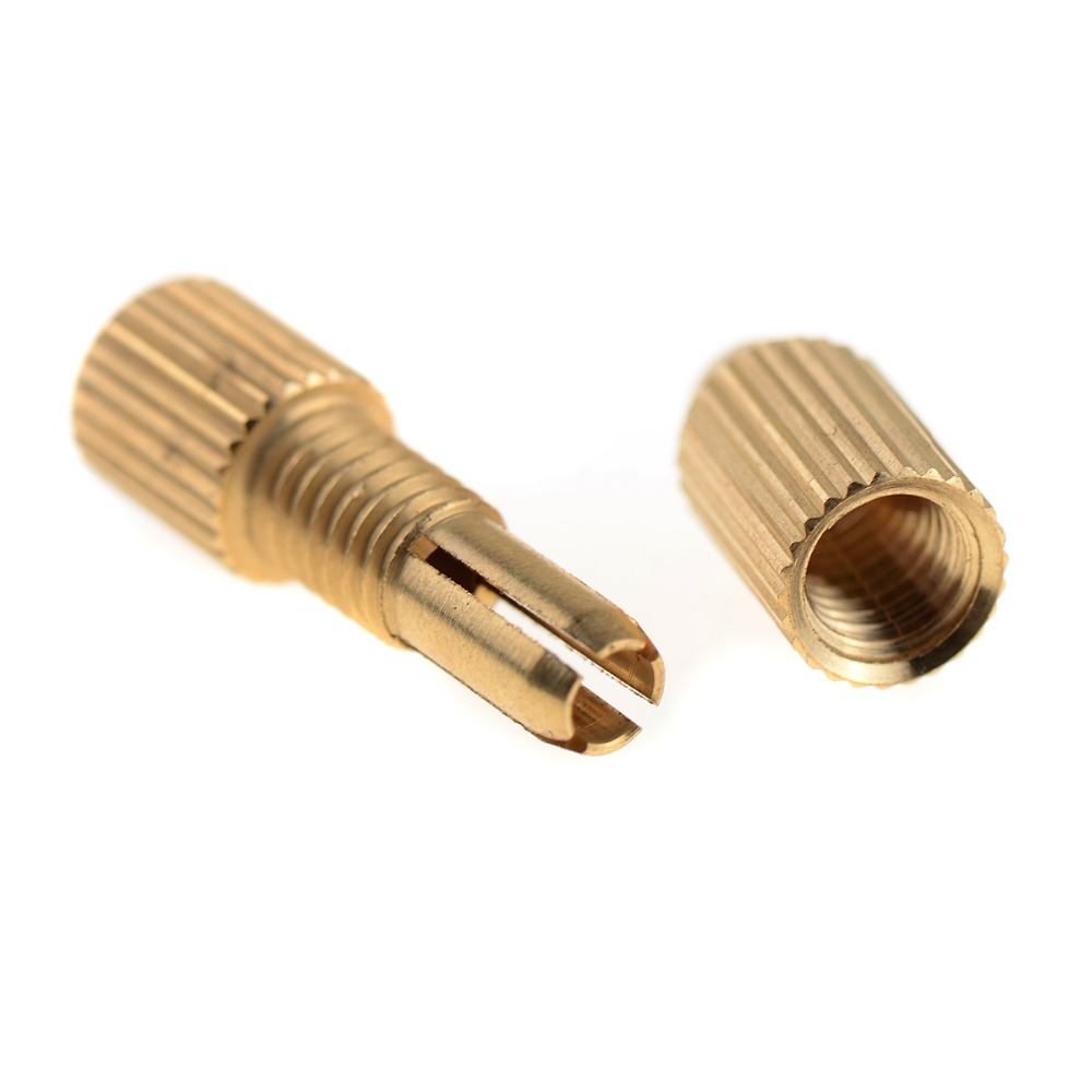 2 2.3 3.17mm Micro Drill Bit Clamp Fixture Brass Electric Motor Shaft Chuck For 0.7mm-3.2mm mini Drill multi tool Drop ship