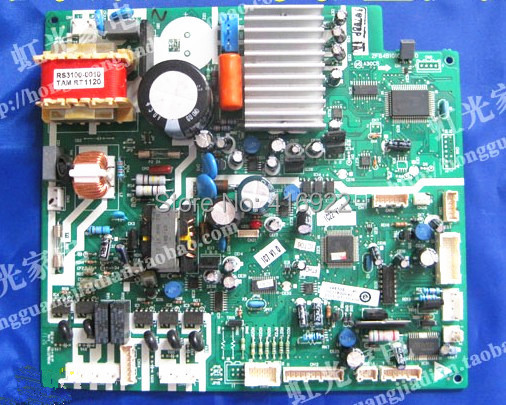 95% new Original good working refrigerator pc board motherboard for Original haier  power supply board 0071800040 on sale тепловая дизельная пушка elitech тп 65дп