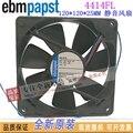 Новый ebmpapst PAPST 4414FL 1225 DC 24 В малошумный вентилятор охлаждения