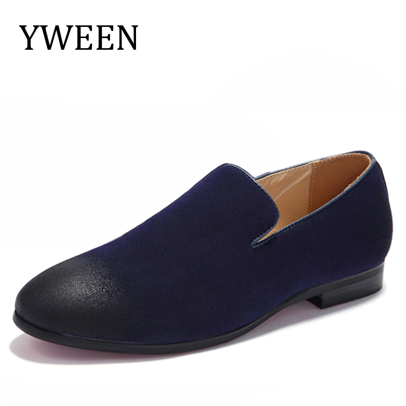 YWEEN Brand New Fashion Spring Autumn Men Driving Shoes Loafers Leather Boat Shoes Breathable Male Casual Flats Loafers 2017 new fashion summer spring men driving shoes loafers real leather boat shoes breathable male casual flats