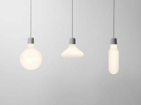 ФОТО Modern Pastoral white bottle light bedroom dining room living room pendant lights vintage restaurant lamp bar pendant lamps
