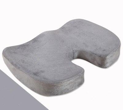 Neue Steißbein Orthopädische Memory-schaum Sitzkissen für Stuhl Auto Office Home Boden Sitze Massage Kissen dekoration