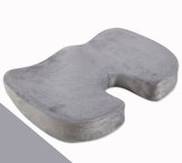 New Coccyx Orthopedic Memory Foam Seat Cushion for Chair Car Office Home Bottom Seats Massage Cushion home decoration