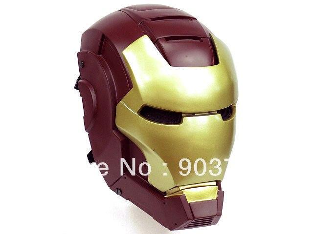 FMA treillis métallique fer homme 2 Airsoft masque en fibre de verre