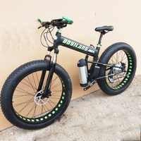 Benutzerdefinierte version 26 zoll elektrische mountainbike schnee Strand fett reifen klapp ebike PAS power unterstützt reiten 1000 watt 1500 watt motor