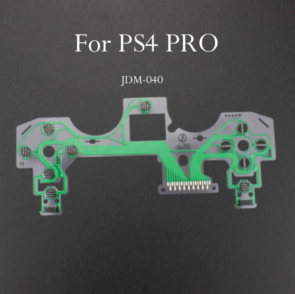Untuk PS4 Slim PRO Controller Konduktif Film FLEX Kabel Kualitas Tinggi untuk PS2 PS3 PS4 Joystick Perbaikan Bagian JDS-001 JDM-030 040 55