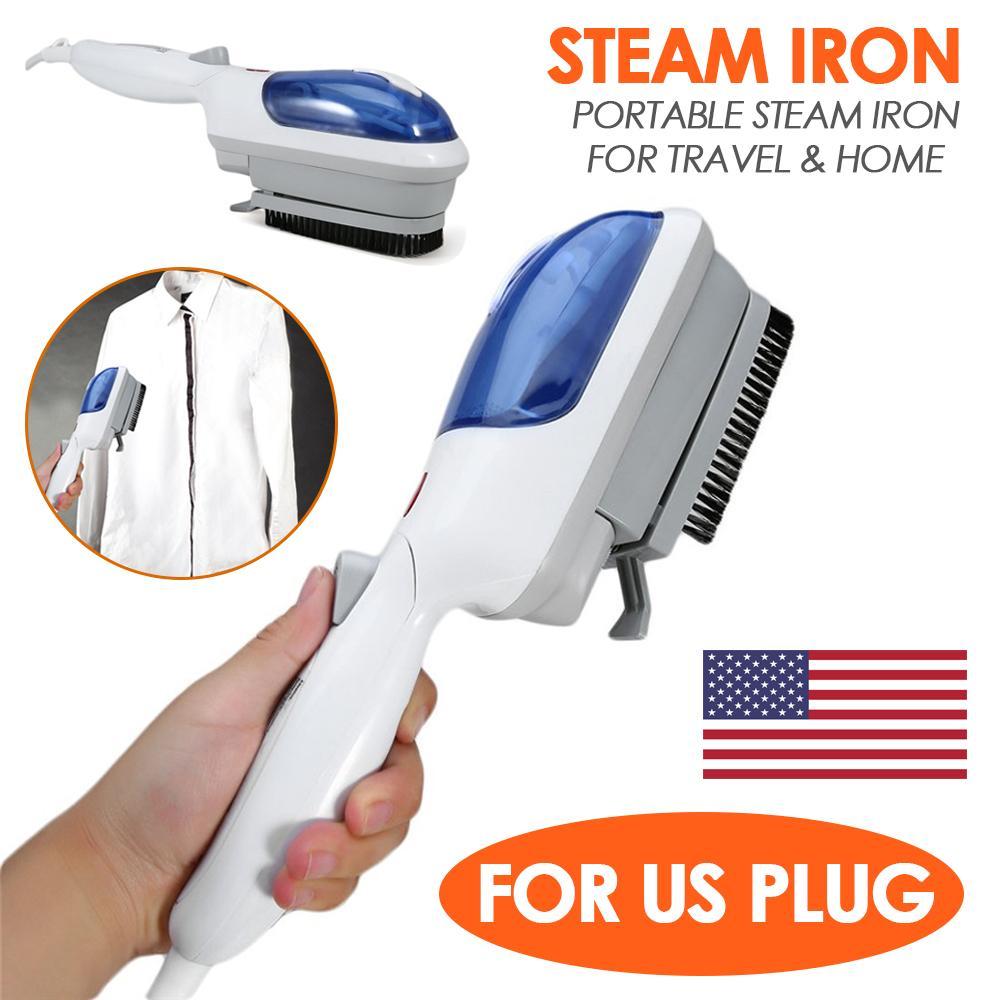Vapor de la ropa paño de vapor máquina de planchar hogar viaje Mini ropa eléctrica portátil hierro planchar