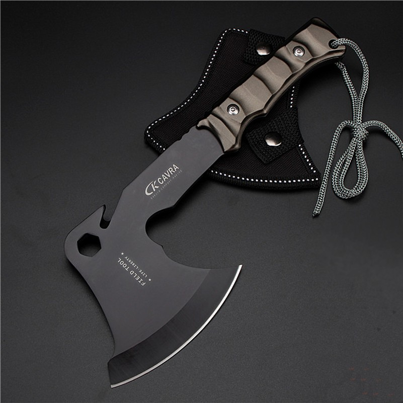 Multifunctional Survival Outdoor Camping Axe Hunting Hatchet Tomahawk Fire Axes Portable Hand Tools axe multifunctional camping axe survival outdoor hiking hunting hatchet army tactical axe tomahawk fire axes portable hand tools h24