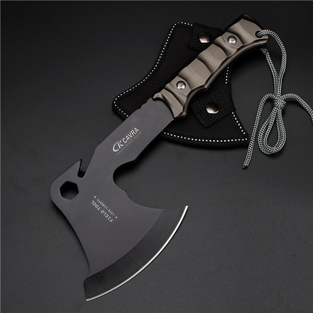 Multifunctional Survival Axe Hand Tools