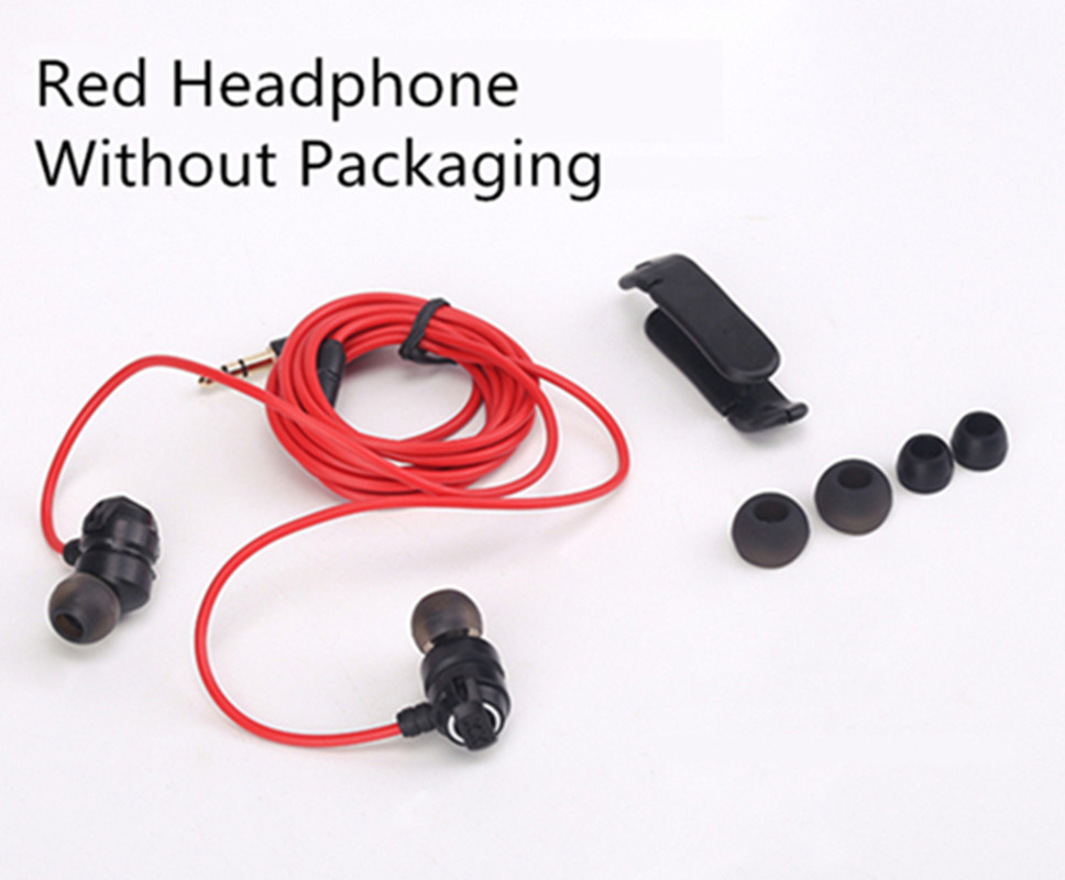 Earphones & Headphones Consumer Electronics Quality Ha-fx1x 3.5mm In-ear Sport Bass Sound Subwoofer Earphones Headsets Headphones Super Stereo Earbuds For Mobile Phones Mp3 To Ensure A Like-New Appearance Indefinably