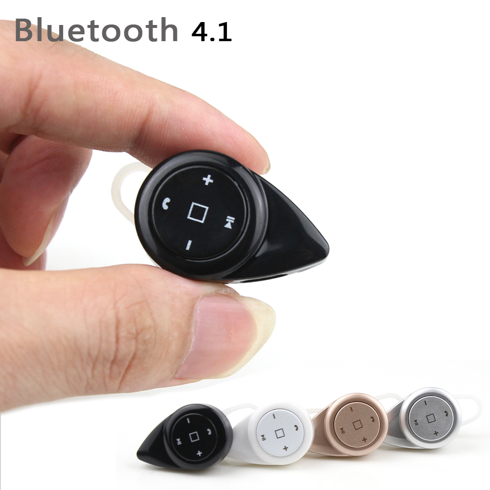 Daono A9 headset bluetooth earphone headphone mini V4.1 wireless bluetooth handfree universal for all phone for iphone 10pcs free shipping rt9293bgj6 rt9293b rt9293 bt boost converter boost dc dc 100% new original quality assurance