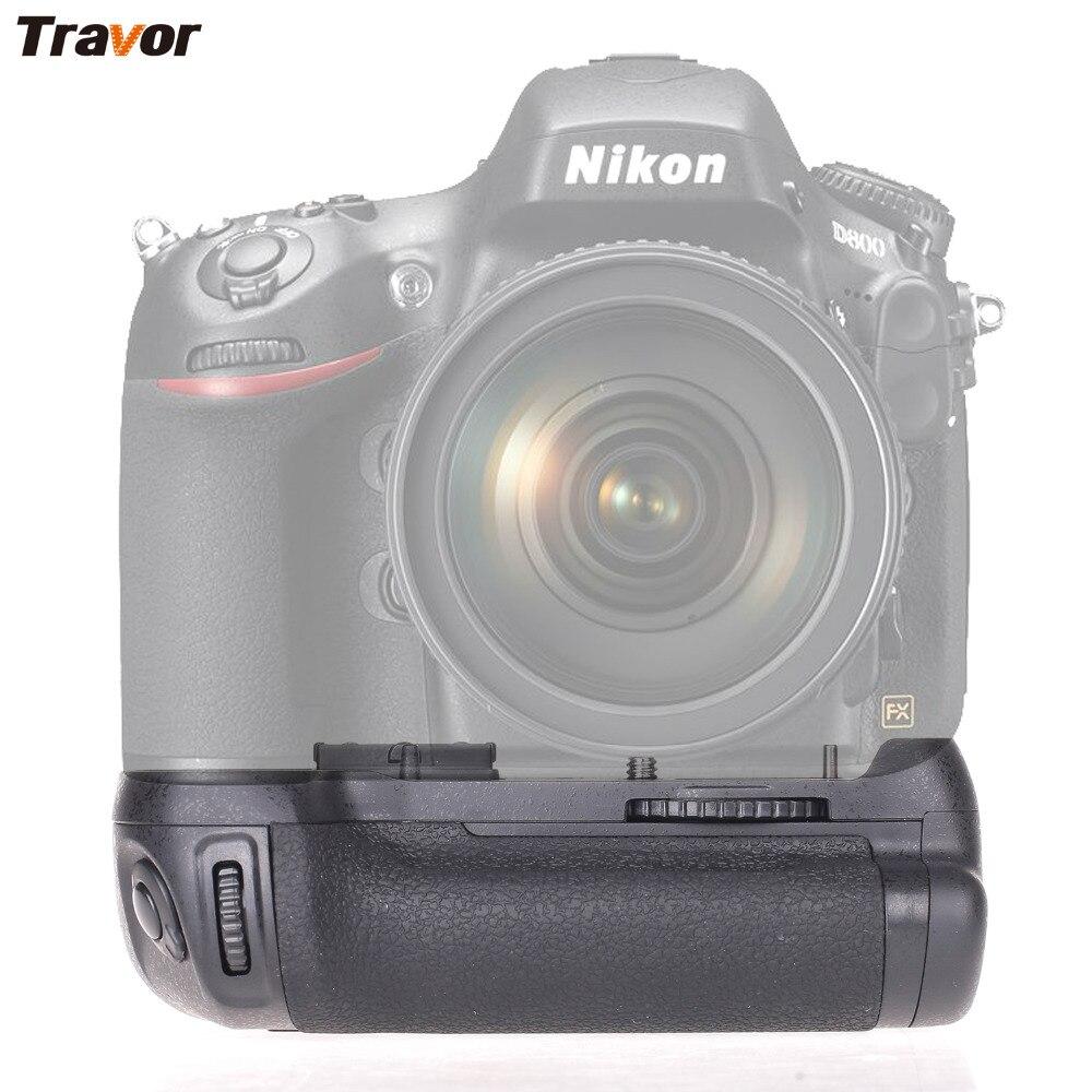 Professional Battery Grip for NIKON D800/D800E/D810 DSLR ...