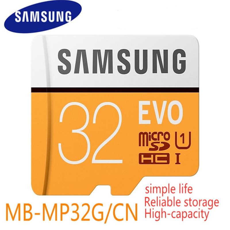 SAMSUNG Memory Card SD Cards Max 95M/s TF Card For Phone Microsd 32G 64G 128G 256G Micro SD Class10 SDHC SDXC